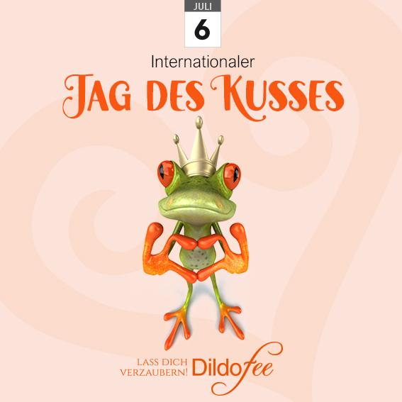 Kusstag_Frosch
